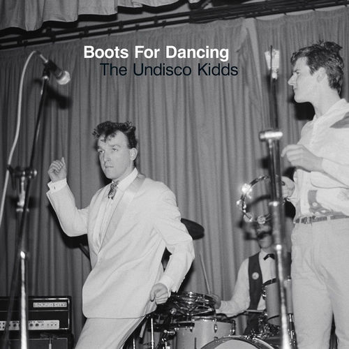 Boots For Dancing - The Undisco Kidds [DoLP][schwarz]