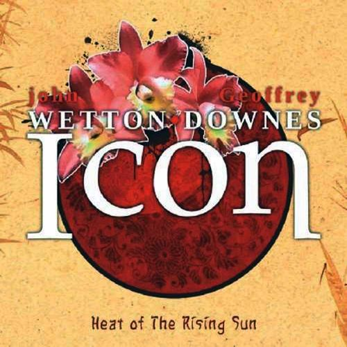 John Wetton / Geoffrey Downes - Icon: Heat Of The Rising Sun [DoLP][schwarz]