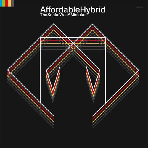Affordable Hybrid - The Snake Was A Mistake [CD]