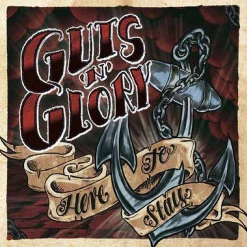 Guts'n'Glory - Here To Stay [LP][schwarz]