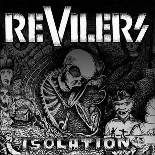 Revilers - Isolation [EP][schwarz]