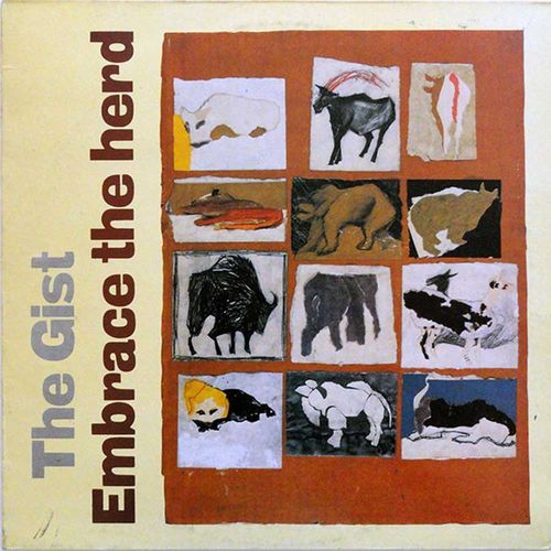 The Gist - Embrace The Herd [LP][schwarz]