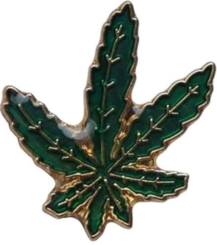 Cannabis [Metallpin]